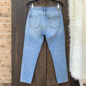 Hidden Jeans Jeans - Hidden Jeans Classic Slim Cropped Mom Jeans 27